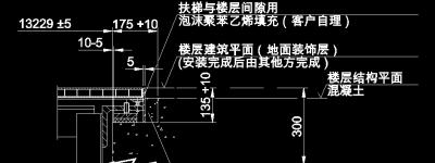 谁有室外扶梯的钢结构的节点图