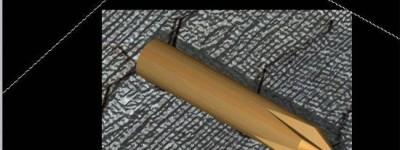 用AutoCAD轻松打造梅花螺丝刀头