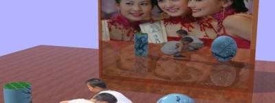 AutoCAD渲染教程:镜面反射渲染方法和技巧