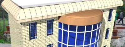 AutoCAD 2011新功能教程:利用曲面命令创建楼房