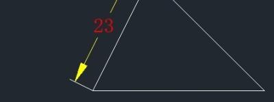 cad对齐标注怎么用? AutoCAD2013中文版DIMALIGNED命令对齐标注使用教程