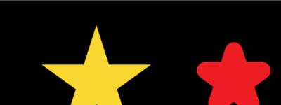 教你用CAD简单画星星