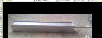 autocad在相片上标尺寸方法介绍