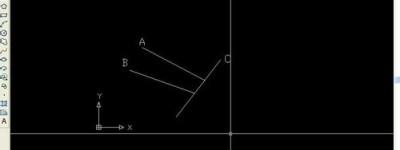 AUTOCAD制图中将某根或某些线段延伸方法介绍