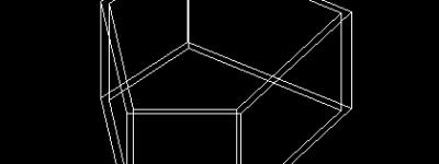 autoCAD绘制多段体方法介绍