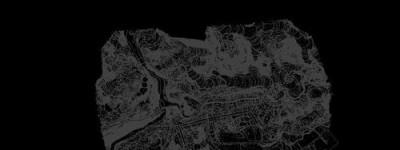 做规划对CAD矢量地形图处理方法