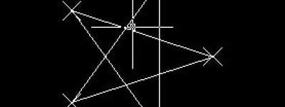 cad简单绘制五角星方法介绍