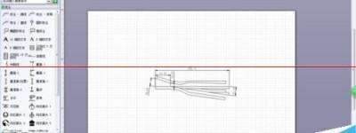 CAD图形文件怎么插入Visio?