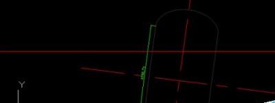 CAD怎么只旋转角度而坐标不变?