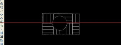 CAD图形怎么填充图案?