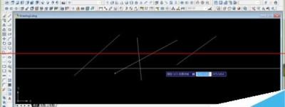 CAD十字光标怎么设置调整变向?