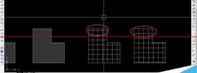 CAD图纸填充正方形图案的两种教程