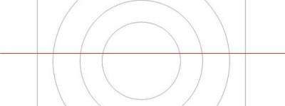 CAD图纸太大怎么才能打印成两张图?