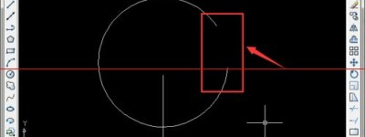 AutoCAD图形打断于点怎么操作?