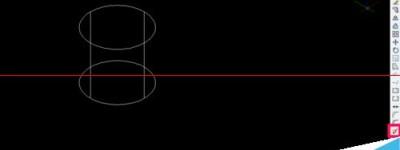 CAD怎么绘制立体圆柱体?