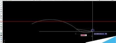 CAD中怎么用多段线画出曲线?