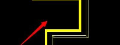 cad画线显示的是空心不是实心线条该怎么办?