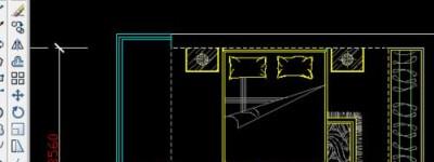 cad怎么画平面图?cad画房间平面图的实例教程