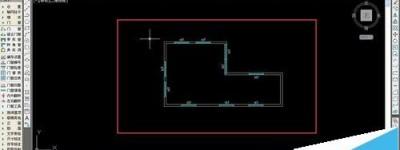 cad如何剪墙弄窗?CAD墙线中插入窗部件的详细教程
