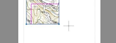 CAD怎么打印图形中的其中一部分?