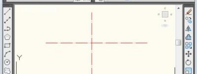 cad中心线怎么设置? cad中画中心线的教程