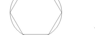 CAD怎么使用快捷键绘制正多边形?