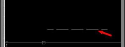 在CAD中怎么画出虚线?CAD画虚线方法介绍