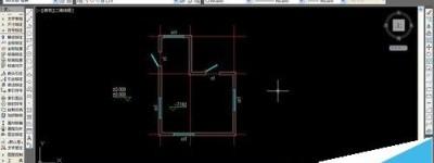 CAD怎么绘制基础图纸并添加标高?