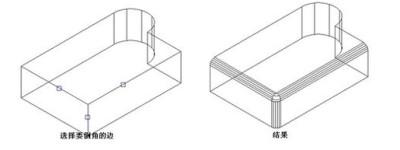 CAD常用的圆角怎么画?cad圆角的绘制技巧