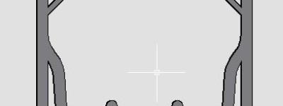 CAD怎么算铝型材重量? CAD铝型材重量计算公式的使用方法