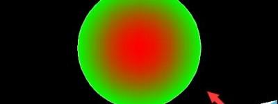 cad中怎么制作渐变色的圆形? cad中渐变填充的方法