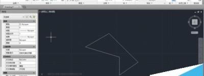 CAD怎么画一定角度的线段?