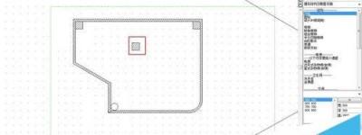 cad中怎么使用厨具通插件绘制柱?