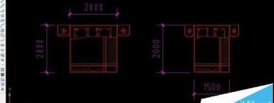 CAD怎么快速修改三维家具模型的尺寸?