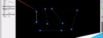 CAD中怎么将线段或直线批量转换为多段线?