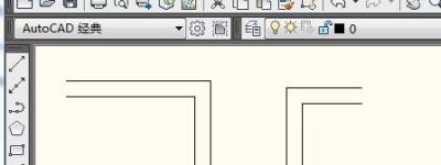 cad怎么使用多线命令ml绘制图形?