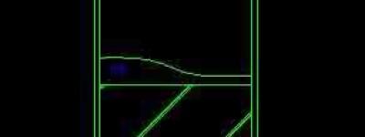 cad怎么绘制柜式空调平面图?