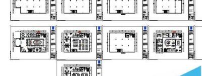 CAD图纸怎么设置一次性打印多份?