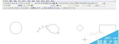 CAD图纸怎么显示所有对象?