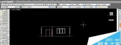 cad平面图门窗怎么画? CAD门窗平面图的绘制方法
