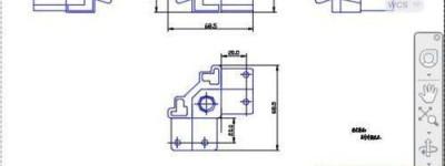 CAD图纸怎么放到布局空间中?