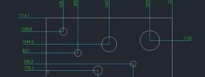 CAD怎么在重点管控的尺寸上加腰型孔?
