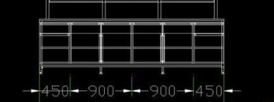 CAD图纸中的标注的数值怎么修改?
