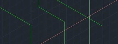 CAD怎么只旋转十字光标不旋转坐标系?