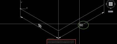 cad标注文字怎么旋转倾斜?