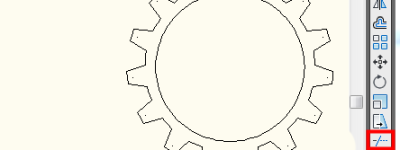 cad怎么绘制齿轮模型? cad齿轮的画法