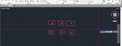CAD2014中设置点样式的方法