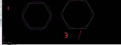 CAD怎么绘制正多边形? cad画正多边形的三种方法