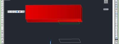 CAD矩形中的标高和厚度选项是什么意思?