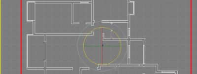 3ds max9图纸怎么导入cad建模?